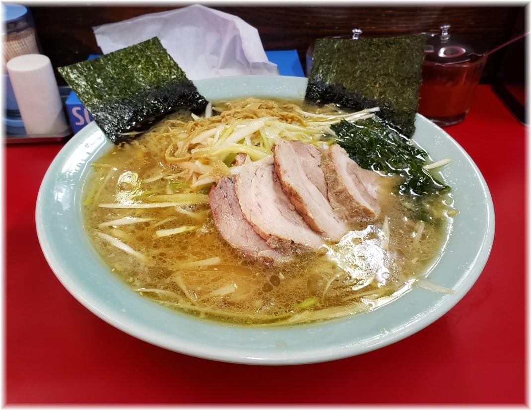 ラーメンショップ金田亭 ネギチャーシューメン