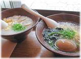 潘街粥麺専家 神保町店 お粥とラーメン