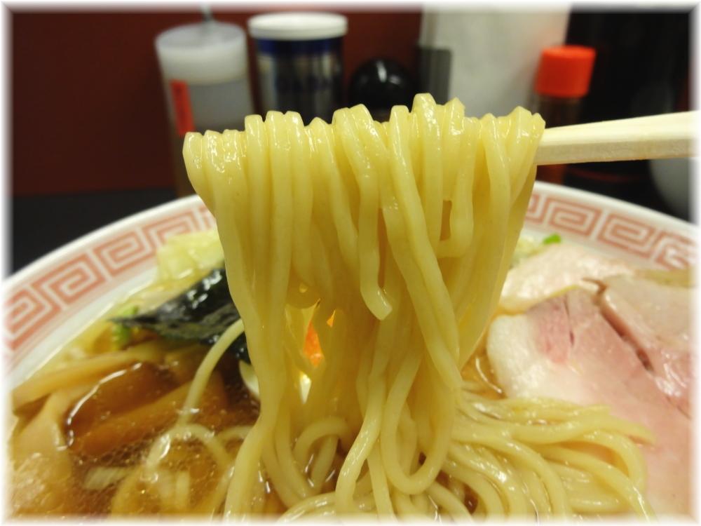 大至 チャーシューメン+スーパーワンタンの麺