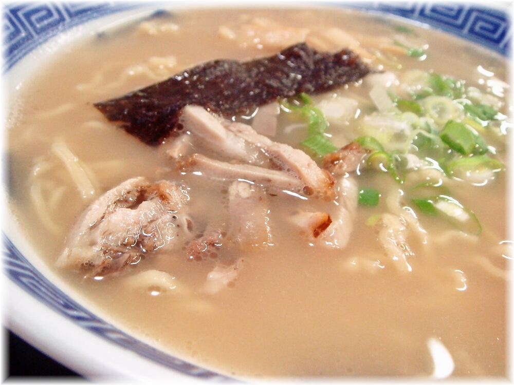 南京千両五差路店 ラーメンのスープ