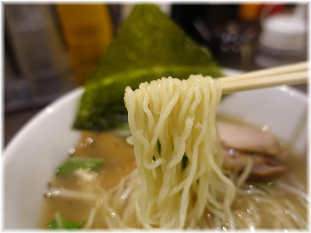 香味徳 香味徳ラーメンの麺