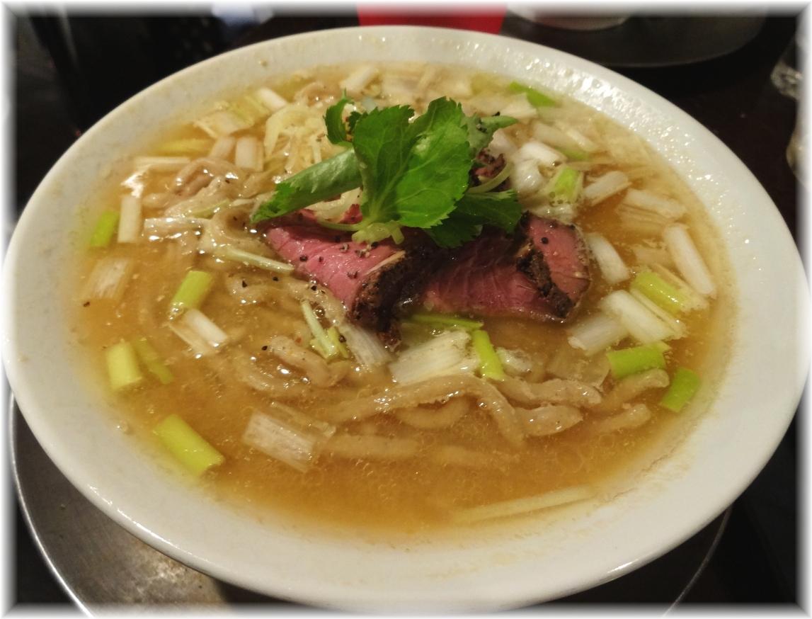 金町製麺4 牛香味味噌そば