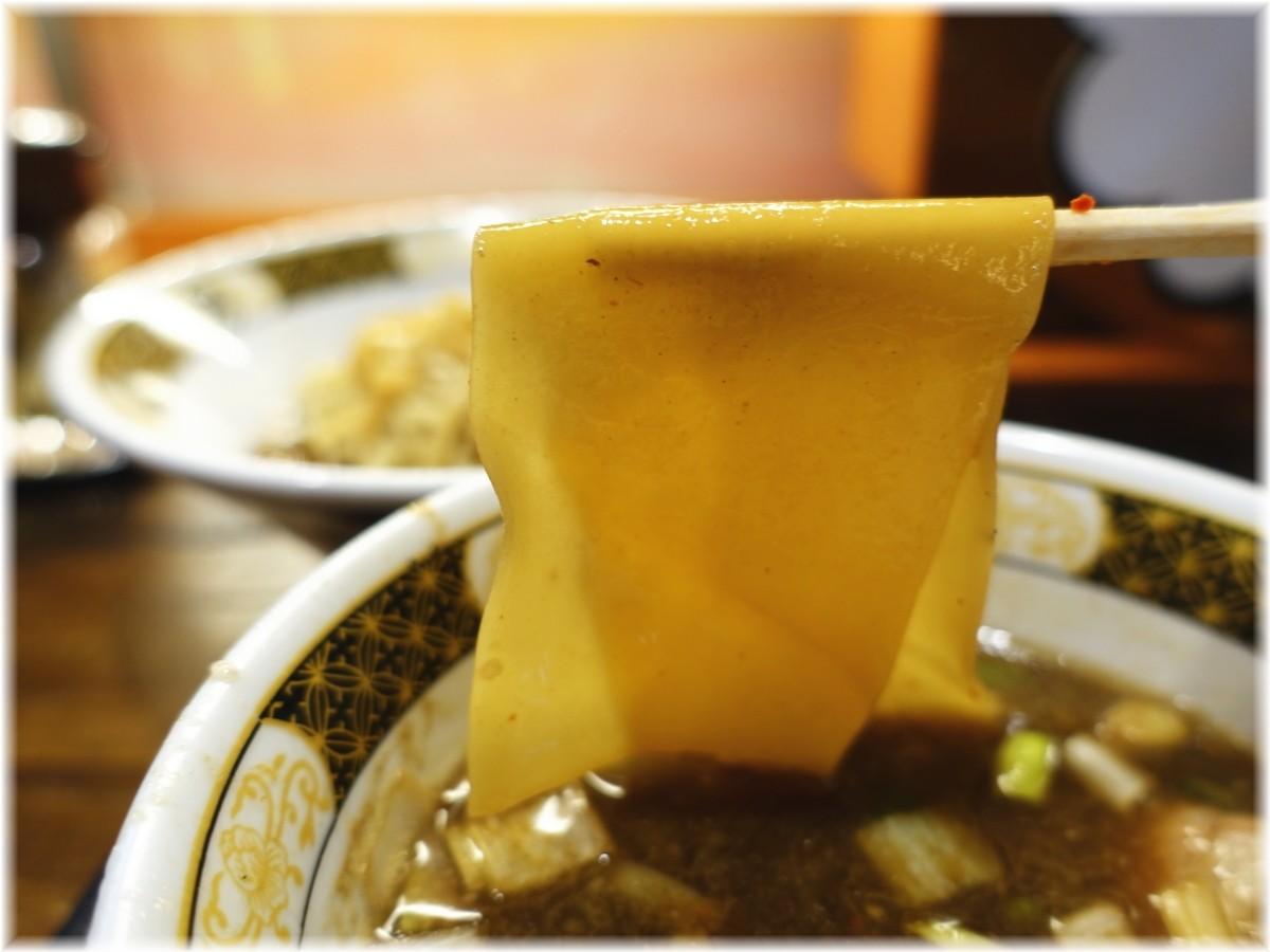 ラーメン凪大宮店3 すごい煮干つけ麺の一反めん