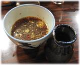 AFURI つけ麺(甘露仕立て)のスープ割り