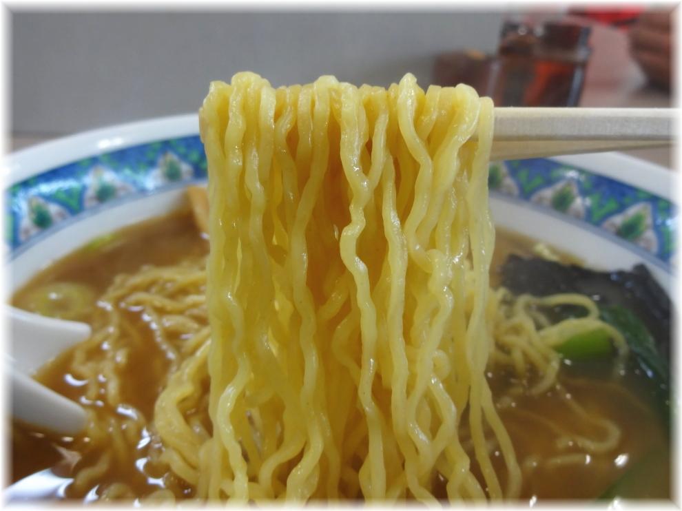 麺好 らーめんの麺