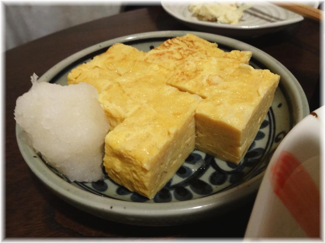金町製麺2 厚焼き玉子