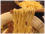 瞠 つけ麺の麺