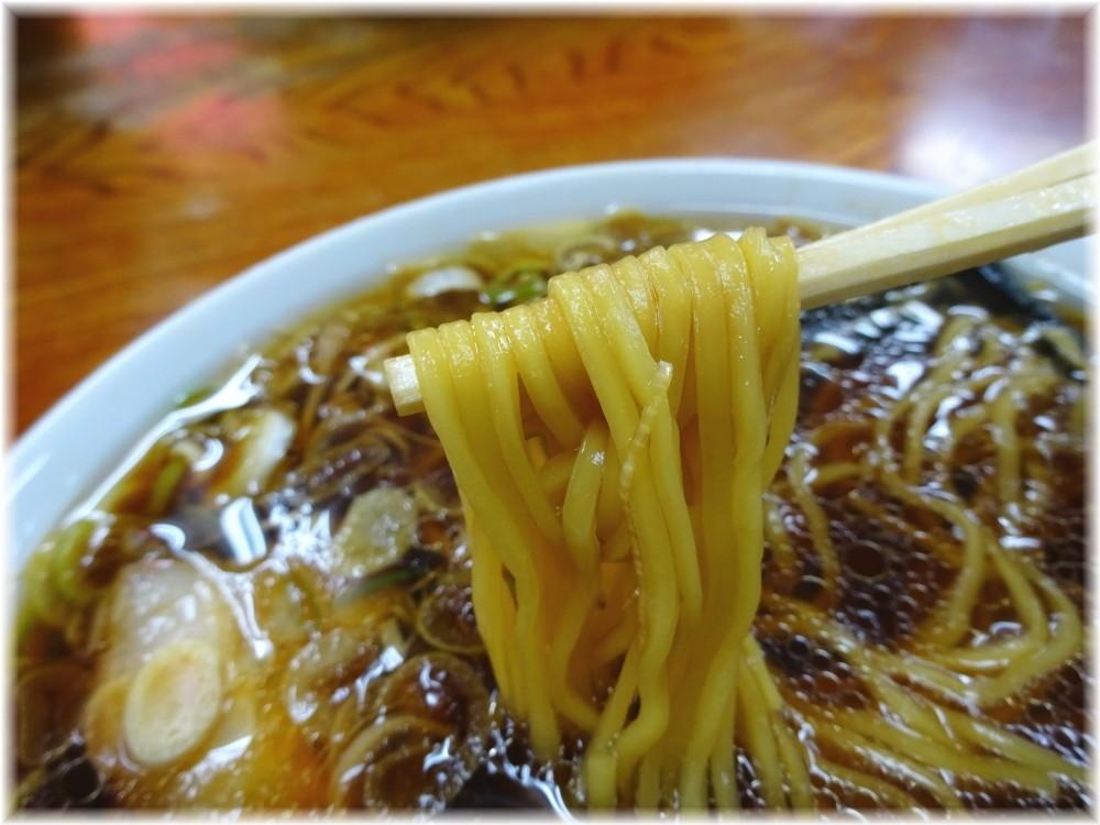 鈴屋 ラーメンの麺