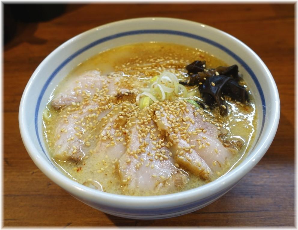 ふくのや与野店 チャーシューメン(塩)