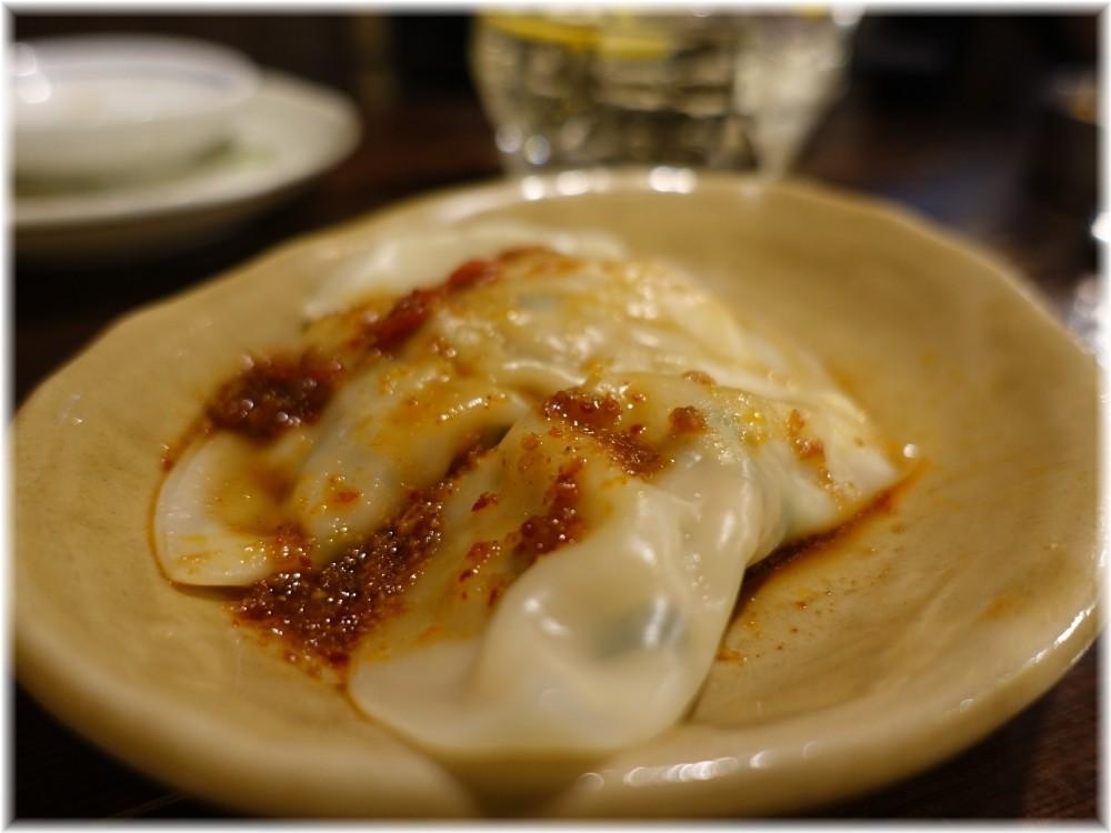 金町製麺11 担々餃子