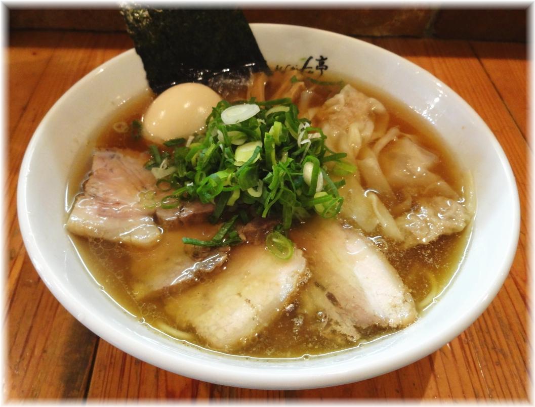 ShiNaChiKu亭 特らーめん(醤油)