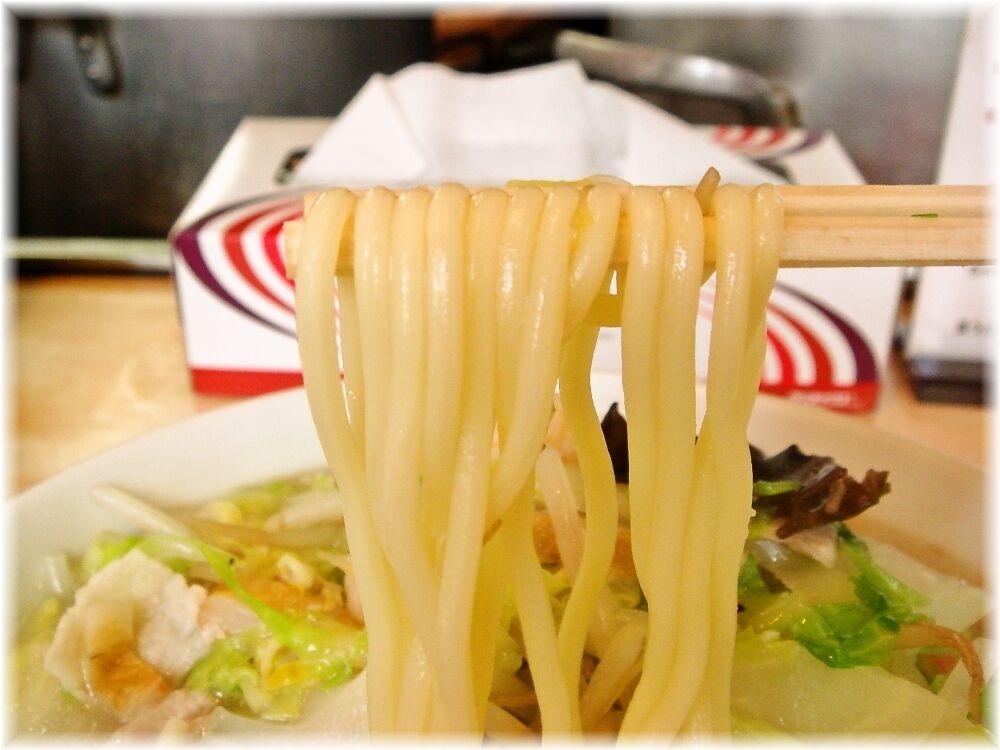 長崎 チャンポンの麺