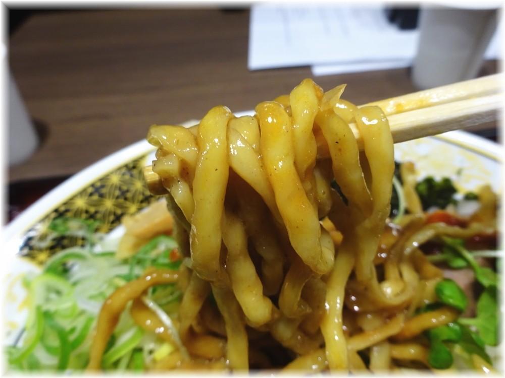 ラーメン凪 秋葉原UDX店 まぜそばの麺
