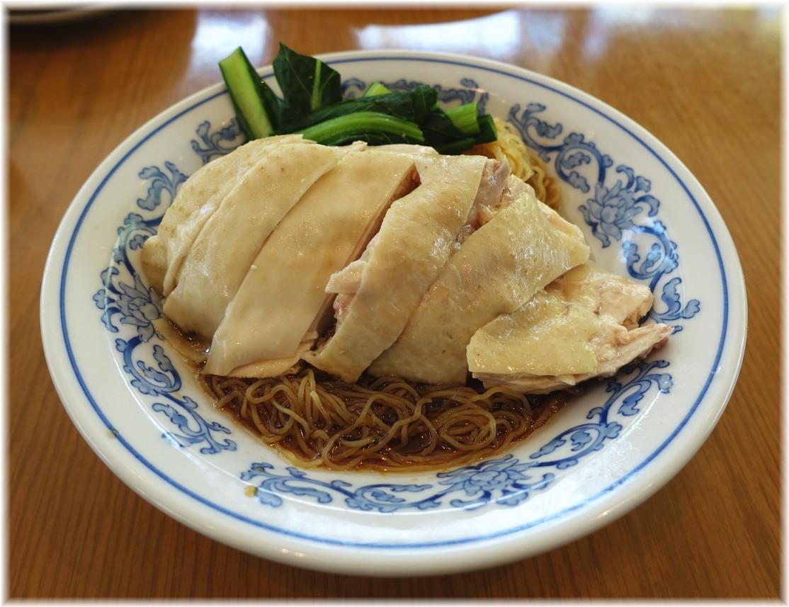 威南記海南鶏飯 日本本店 スチームチキンヌードル