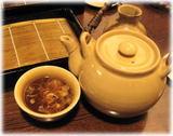 藪蕎麦 蕎麦湯
