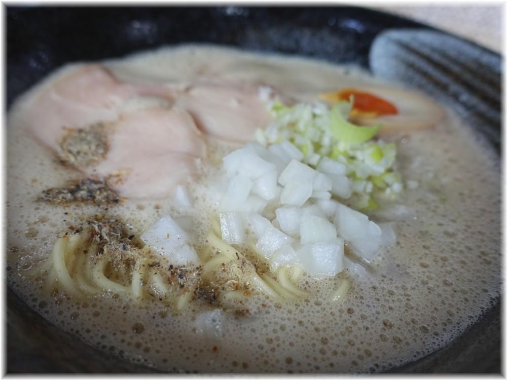 アワトロ龍宮 アワニボのスープ