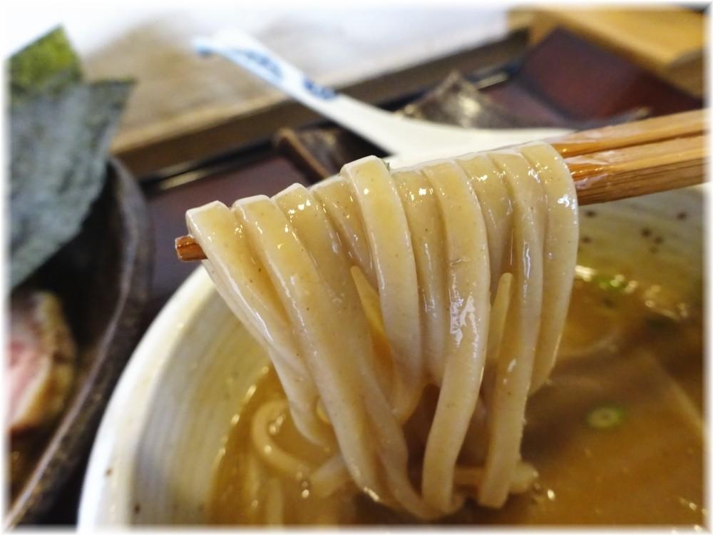 尚念 つけ蕎麦(松)の麺