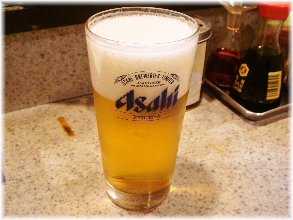 一政 生ビール