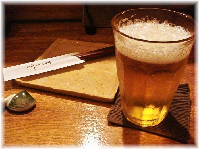 まさ吉 beer