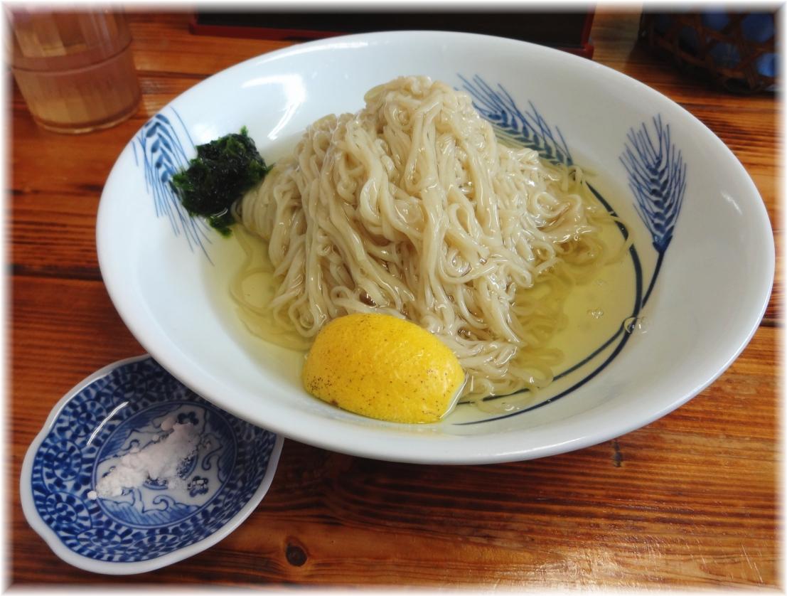 飯田商店2 つけ麺の麺