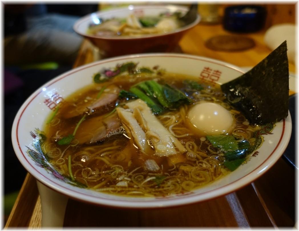 宮屋 特製鶏中華そば(醤油)