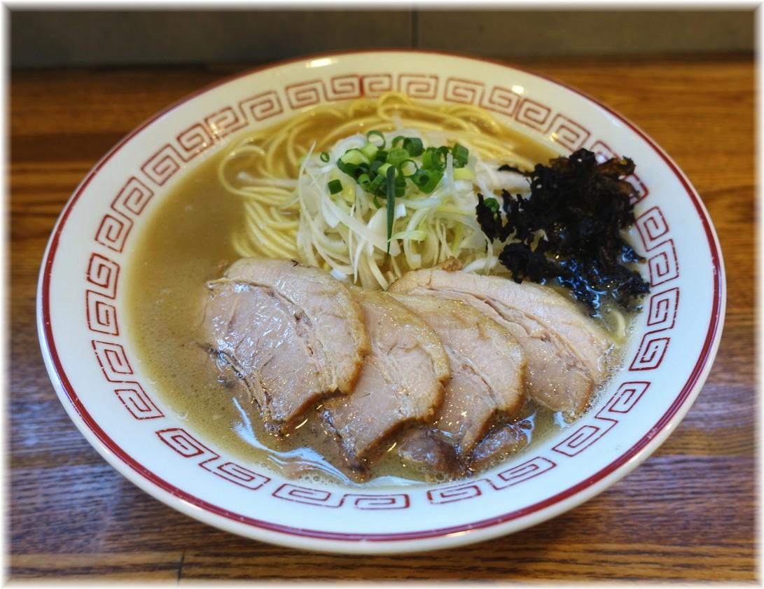 煮干丸2 煮干そば(白醤油)