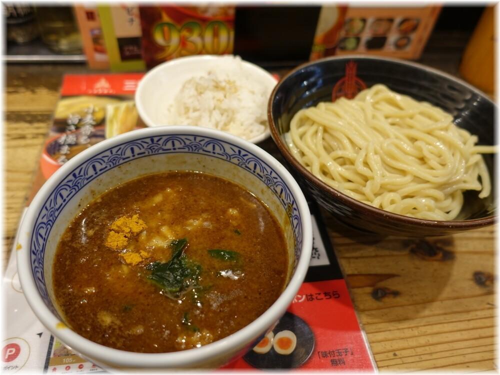 三田製麺所8 カレーつけ麺