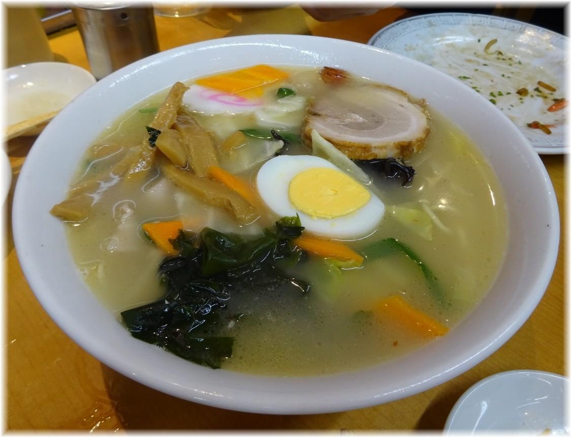 珍満 五目麺