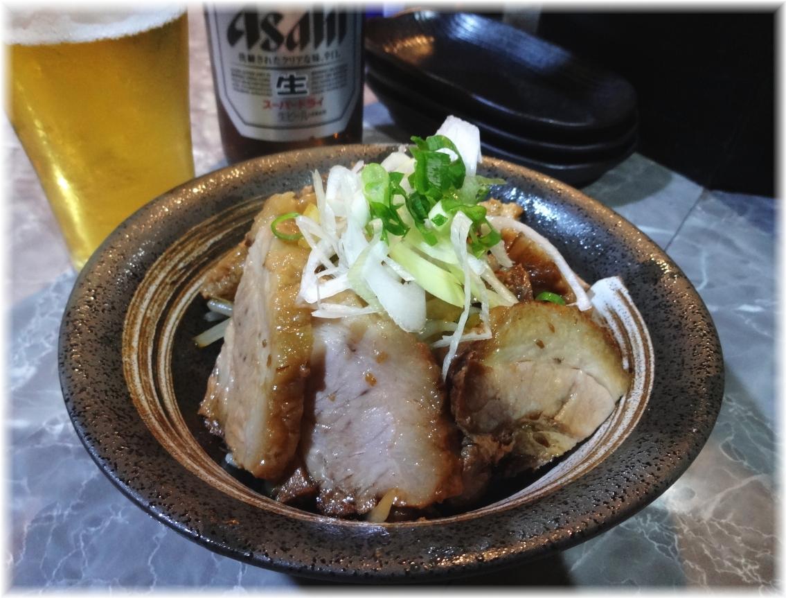 製麺rabo おつまみチャーシュー