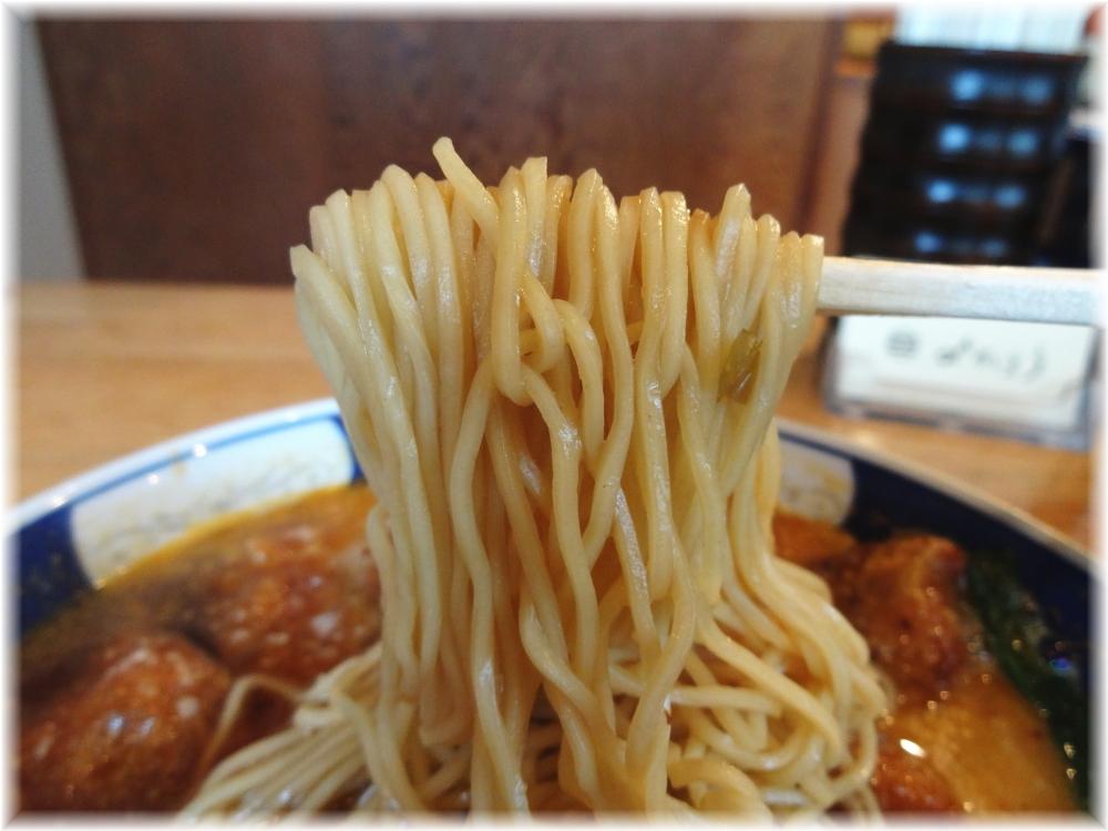 虎ノ門よかろう ぱいこうだんだんめんの麺