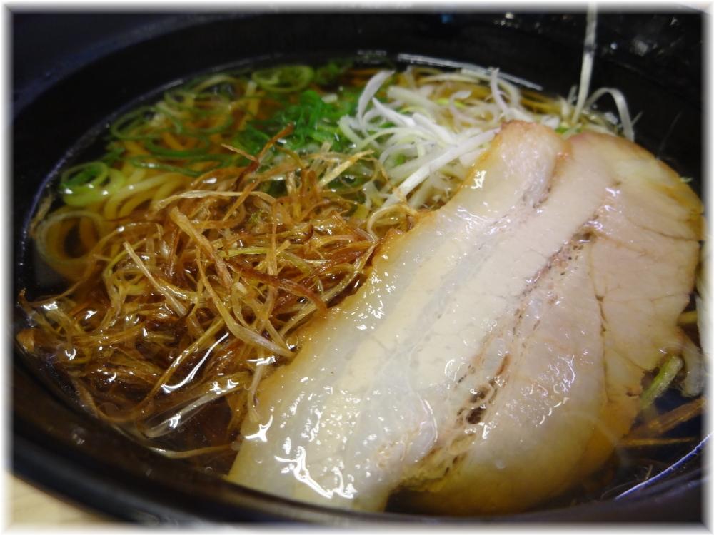 スシロー OSC湘南シティ店 出汁入り鶏がら醤油ラーメンの具
