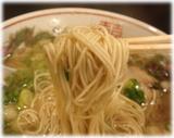 博多だるま ラーメンの麺