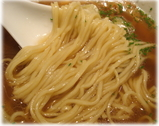 MIST 柳麺 〜らぁ麺〜の麺