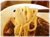 麺処三四郎 魚粉醤油つけ麺の麺
