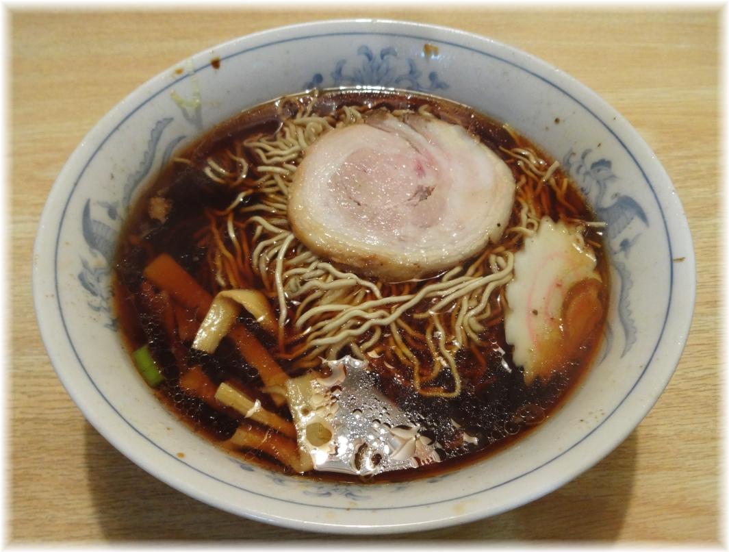 大黒庵本店 ラーメン(ドンパリ)