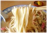 井手ちゃんぽん ちゃんぽんの麺