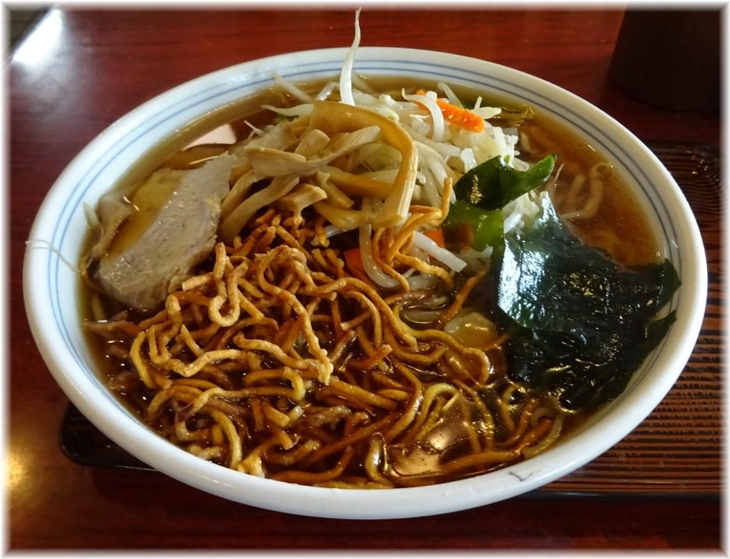 品香亭 スペシャル麺