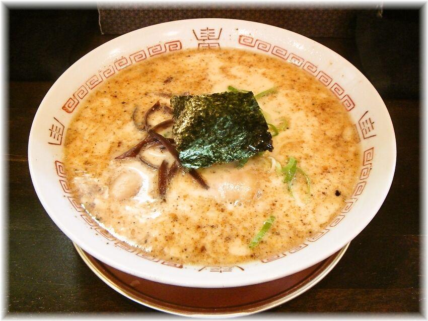 二十二代目哲麺 豚骨塩ラーメン