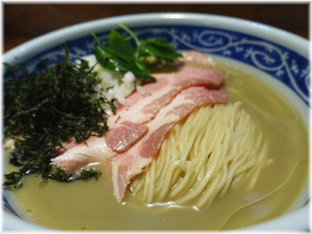 寿製麺よしかわ6 濃い冷やし煮干しそばの具