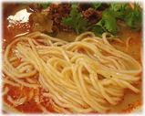 かづ屋 タンタンメンの麺