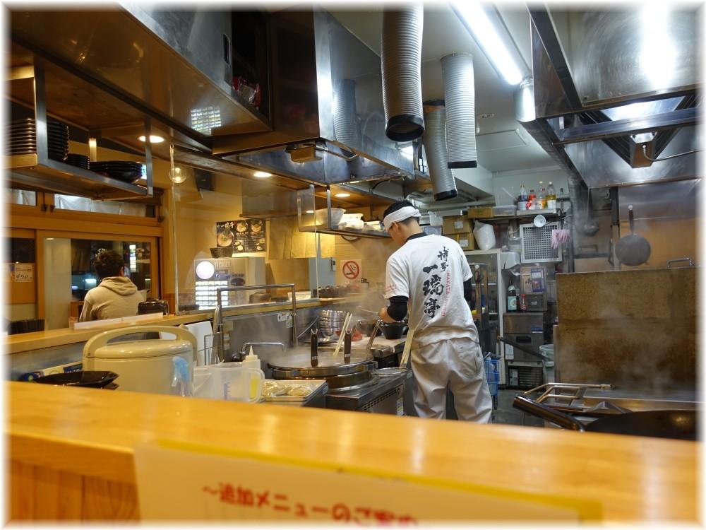 博多一瑞亭3 厨房