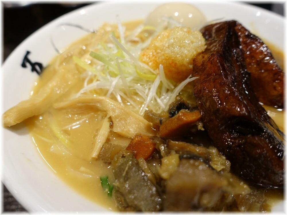 麺屋武蔵五輪洞2 五輪洞味噌ら〜麺の具