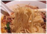 芳園 四川ラーメンの麺