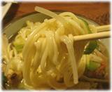 串焼・焼鳥 だいやす チャンポンの麺