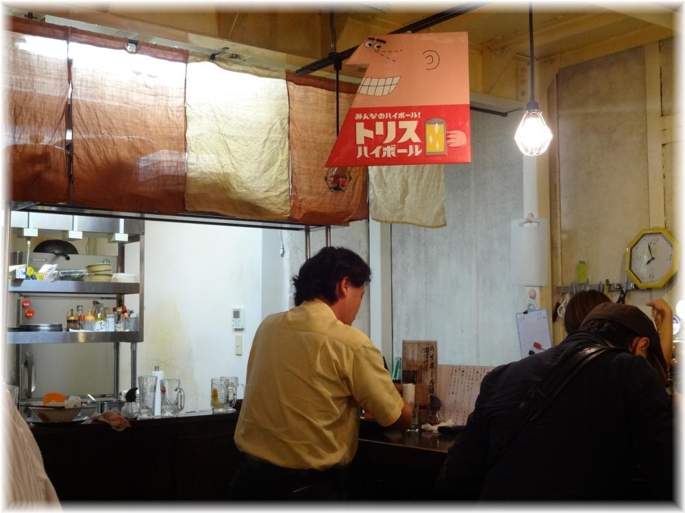 金町製麺3 店内