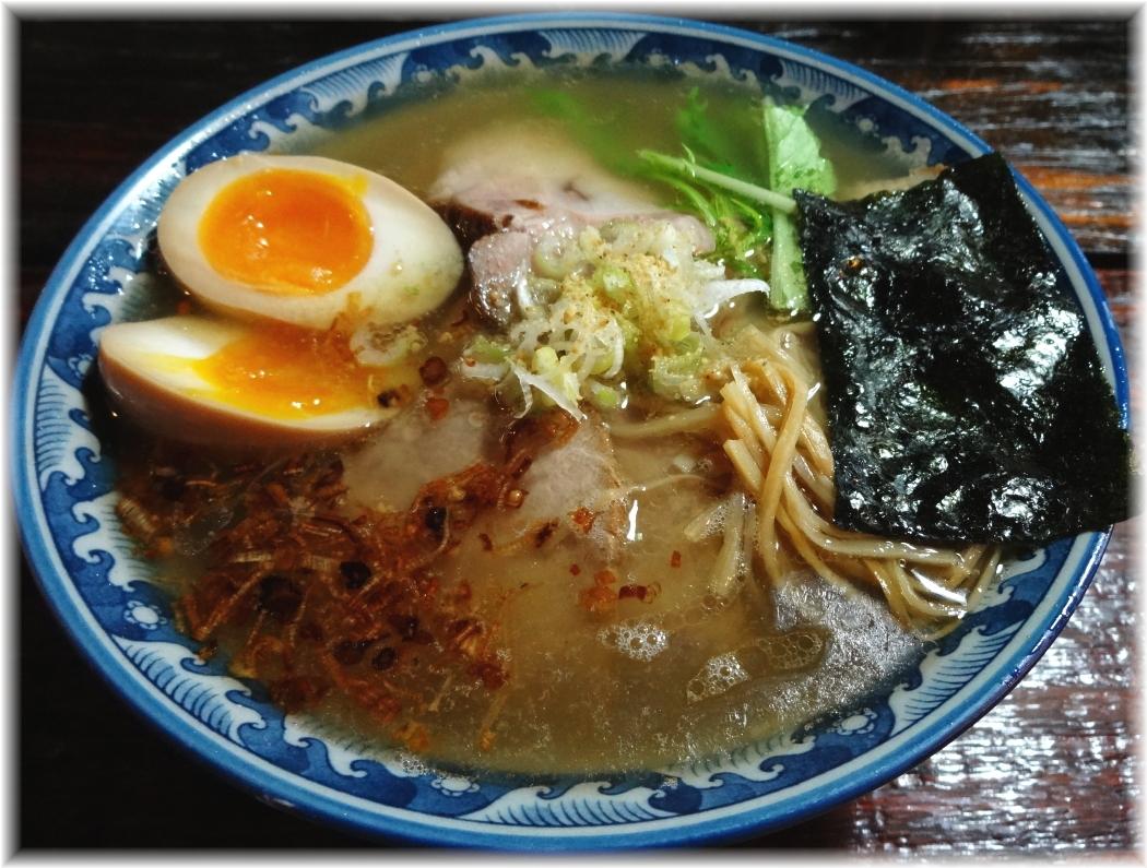 麺工房 隠國 隠國スペシャル(塩)