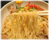 会津喜多方ラーメン坂内 中華風冷やしラーメンの麺