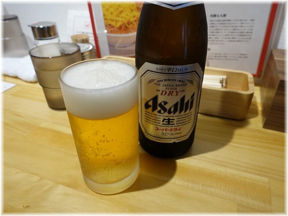 小田原タンタン麺たかみ ビール