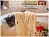葉隠 九州ラーメンの麺