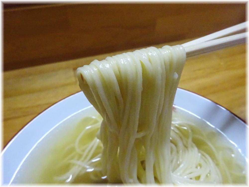 来来 中華そばの麺